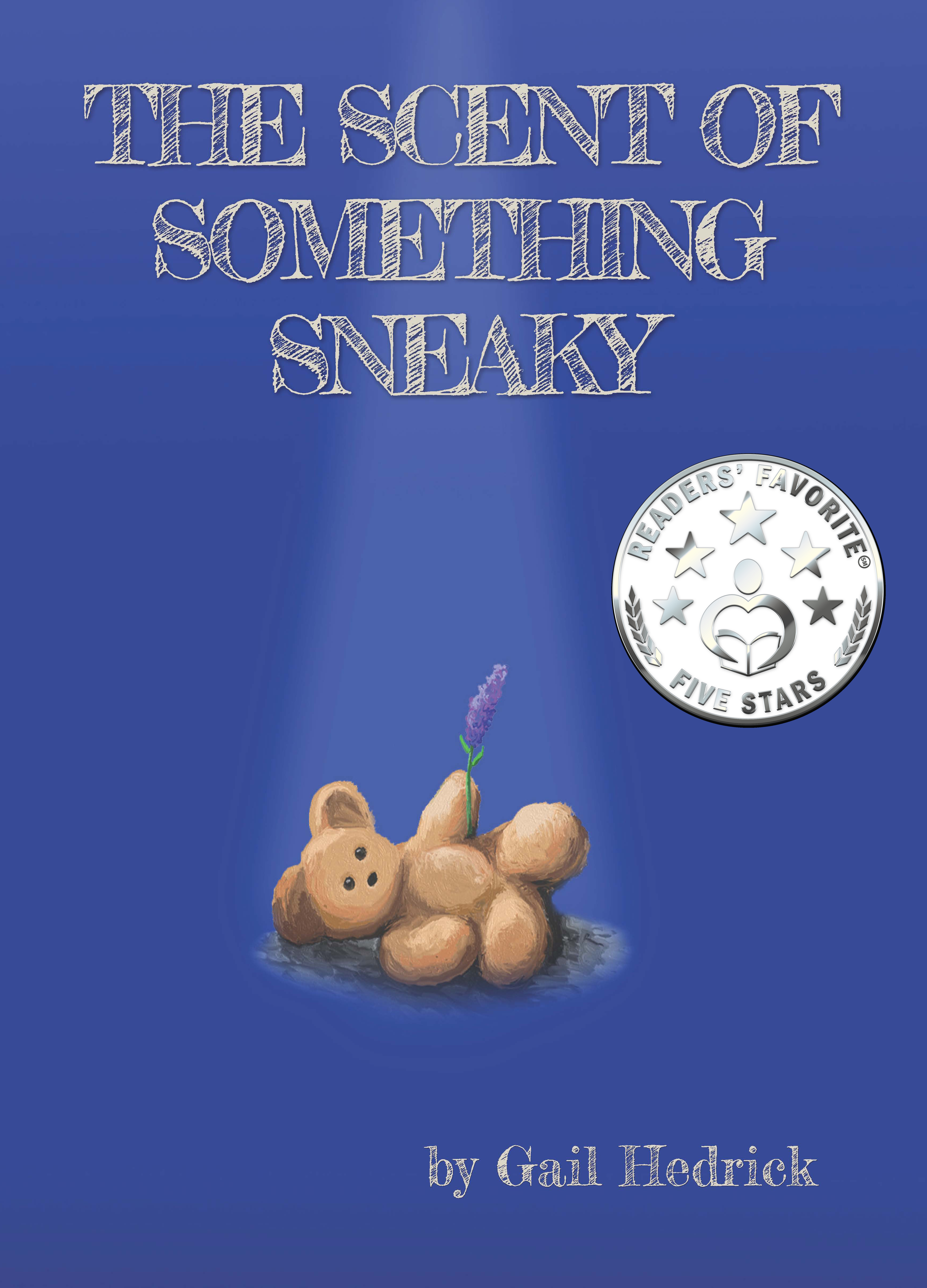 The Scent of Something Sneaky cover